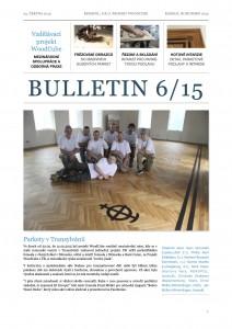 Bulletin Rumunsko 2015 CZ